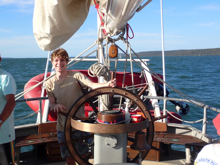 Sailing Opportunity for Senior School Students